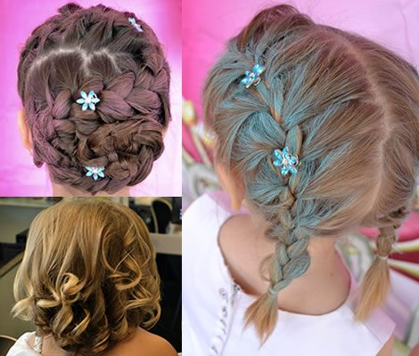 Lysh Princess Party - Princess Hair