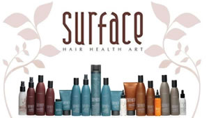 Surface Hair Health Art